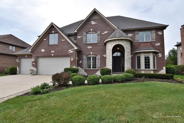 507 Eagle Brook Lane, Naperville, IL 60565 (MLS #10645173) :: The Dena Furlow Team - Keller Williams Realty