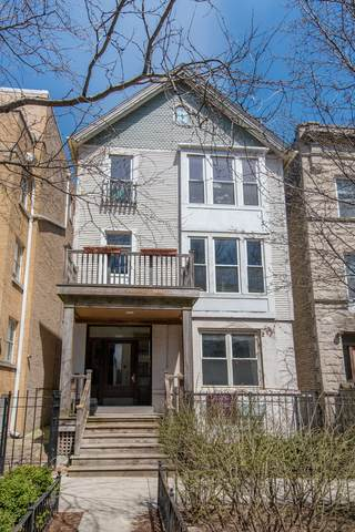 828 W Buckingham Place #1, Chicago, IL 60657 (MLS #10645238) :: Touchstone Group