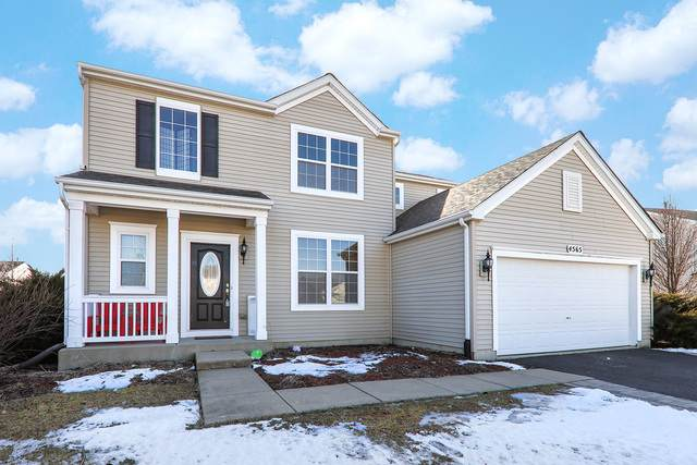 4565 Marquette Street, Yorkville, IL 60560 (MLS #10645250) :: O'Neil Property Group