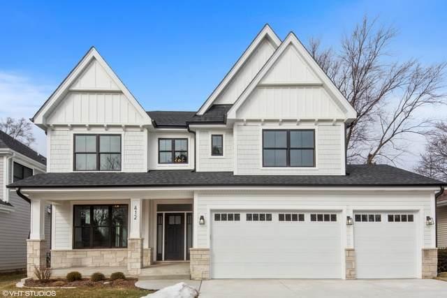 5255 Carpenter Street, Downers Grove, IL 60515 (MLS #10645253) :: The Dena Furlow Team - Keller Williams Realty