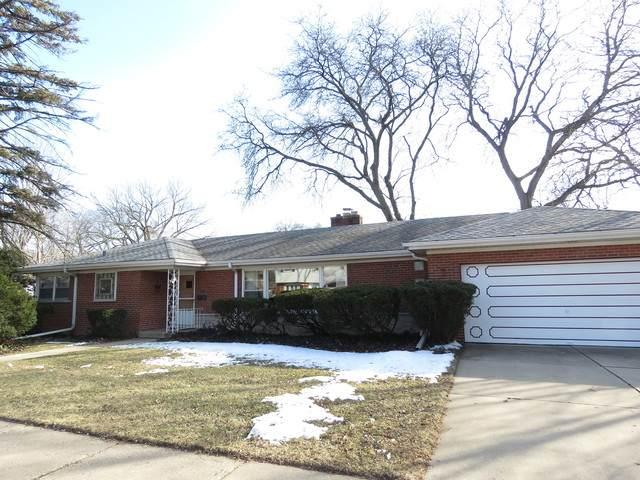 544 N Home Avenue, Park Ridge, IL 60068 (MLS #10645262) :: Janet Jurich