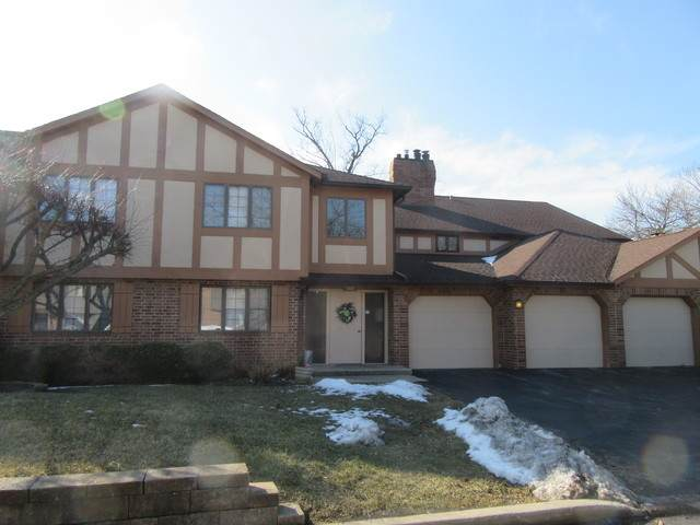 7633 W Arquilla Drive 2B, Palos Heights, IL 60463 (MLS #10645309) :: Touchstone Group