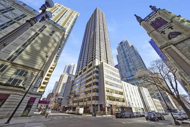 30 E Huron Street #2104, Chicago, IL 60611 (MLS #10645335) :: Ryan Dallas Real Estate