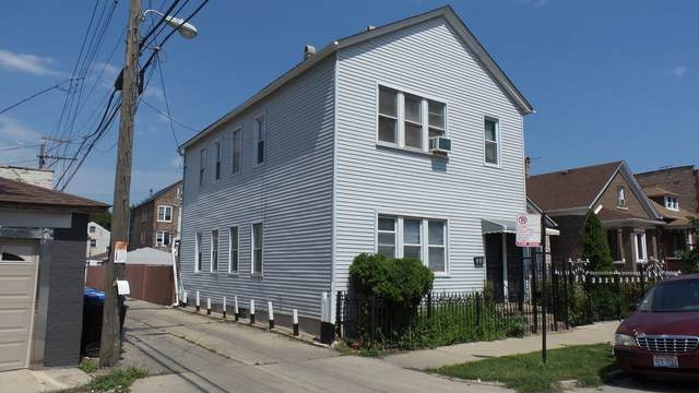942 W 34th Place, Chicago, IL 60608 (MLS #10645340) :: John Lyons Real Estate