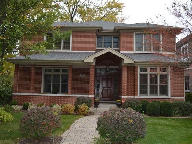 830 S Chester Avenue, Park Ridge, IL 60068 (MLS #10645365) :: Janet Jurich