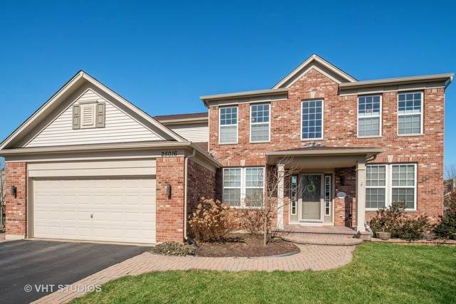 25016 Canterbury Court, Plainfield, IL 60585 (MLS #10645378) :: The Wexler Group at Keller Williams Preferred Realty