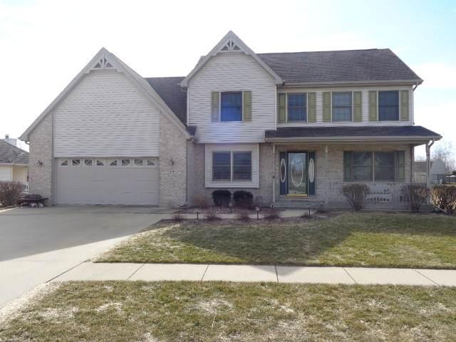468 Jeffery Drive, Manteno, IL 60950 (MLS #10645384) :: Angela Walker Homes Real Estate Group