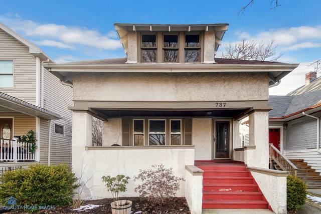 737 S Maple Avenue, Oak Park, IL 60304 (MLS #10645415) :: Jacqui Miller Homes