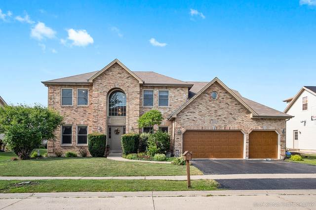 503 Crystal Court, Oswego, IL 60543 (MLS #10645418) :: Lewke Partners