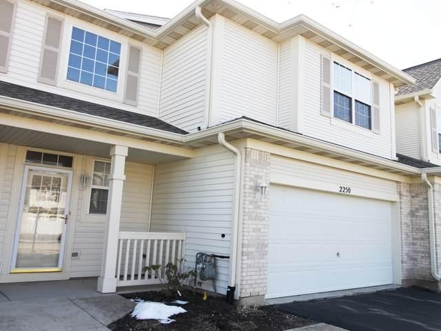 2250 Sunrise Circle, Aurora, IL 60503 (MLS #10645436) :: Jacqui Miller Homes