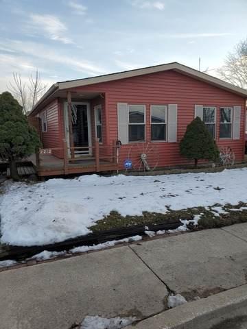 2212 Astor Street, Sauk Village, IL 60411 (MLS #10645467) :: John Lyons Real Estate
