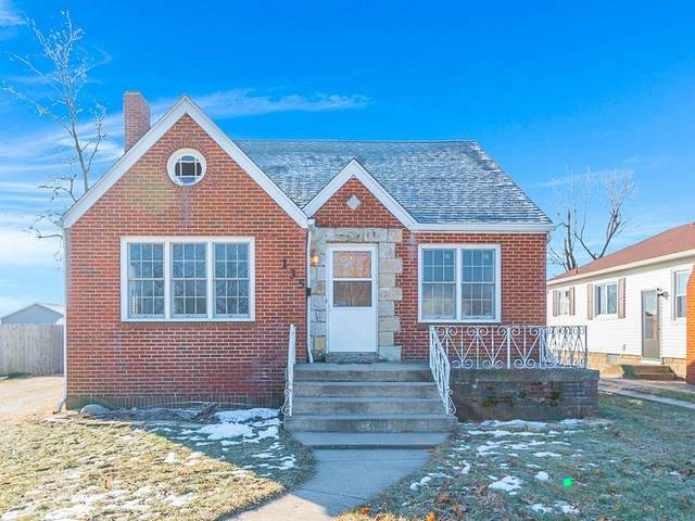 135 W Elm Street, Coal City, IL 60416 (MLS #10645476) :: Ryan Dallas Real Estate