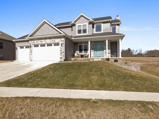 108 Raef Road, Downs, IL 61736 (MLS #10645510) :: BN Homes Group