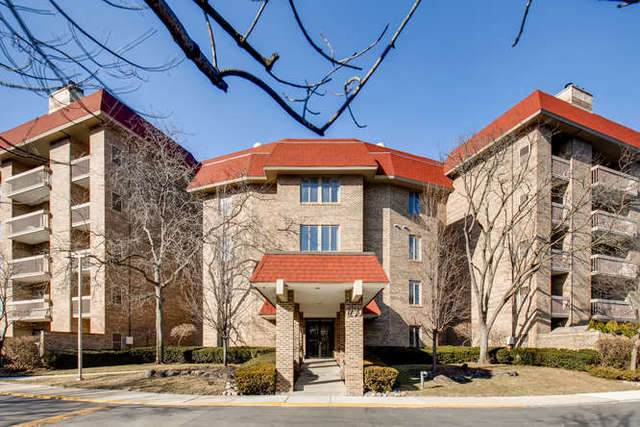 1250 Rudolph Road 5N, Northbrook, IL 60062 (MLS #10645551) :: Helen Oliveri Real Estate