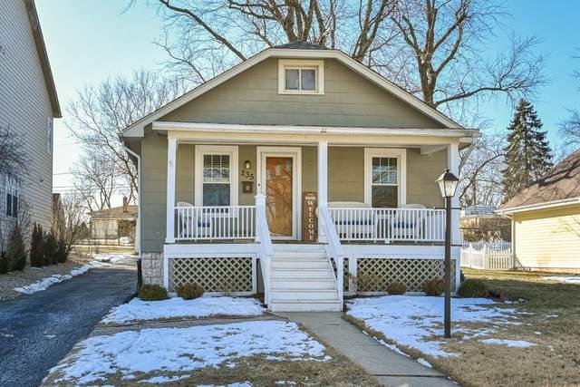235 W Harrison Road, Lombard, IL 60148 (MLS #10645552) :: BN Homes Group