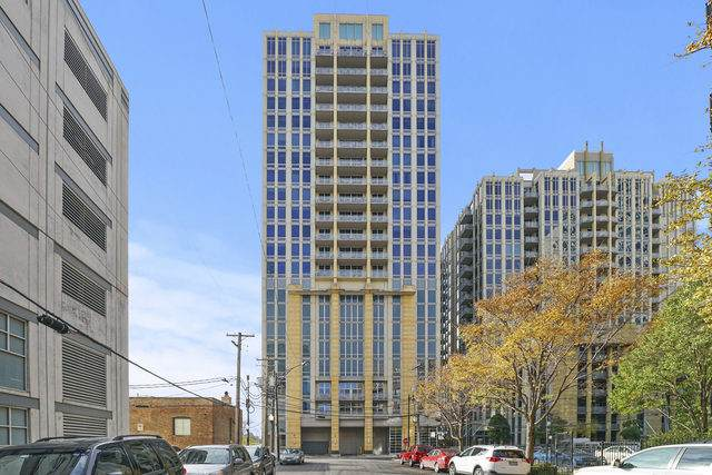 700 N Larrabee Street #1212, Chicago, IL 60654 (MLS #10645633) :: Property Consultants Realty