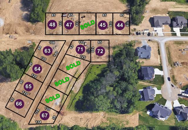 Lot 45 Raef Road, Downs, IL 61736 (MLS #10645661) :: BN Homes Group