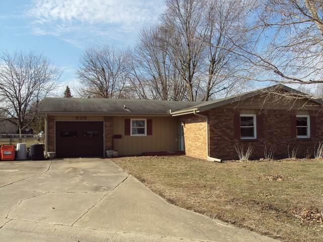 909 Oakcrest Drive N, Rantoul, IL 61866 (MLS #10645697) :: Ryan Dallas Real Estate
