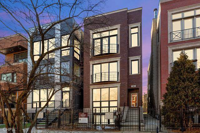 946 N Winchester Avenue #2, Chicago, IL 60622 (MLS #10645726) :: Property Consultants Realty