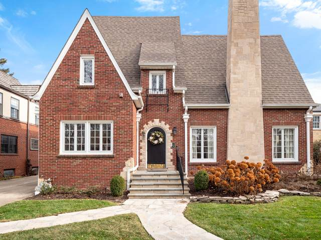 611 Wisner Street, Park Ridge, IL 60068 (MLS #10645734) :: Janet Jurich