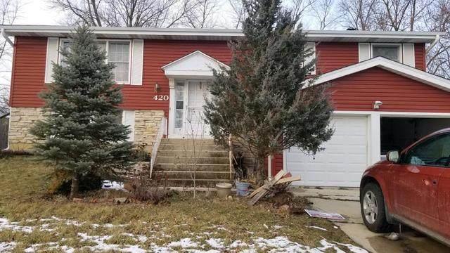 420 Carmel Lane, Bolingbrook, IL 60440 (MLS #10645768) :: The Dena Furlow Team - Keller Williams Realty