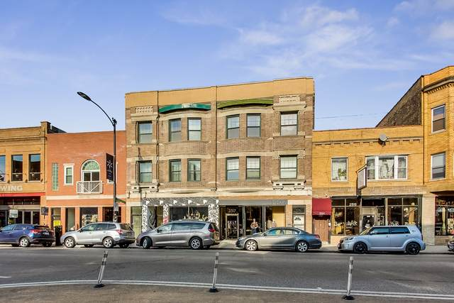 2319 N Milwaukee Avenue #5, Chicago, IL 60647 (MLS #10645774) :: Property Consultants Realty