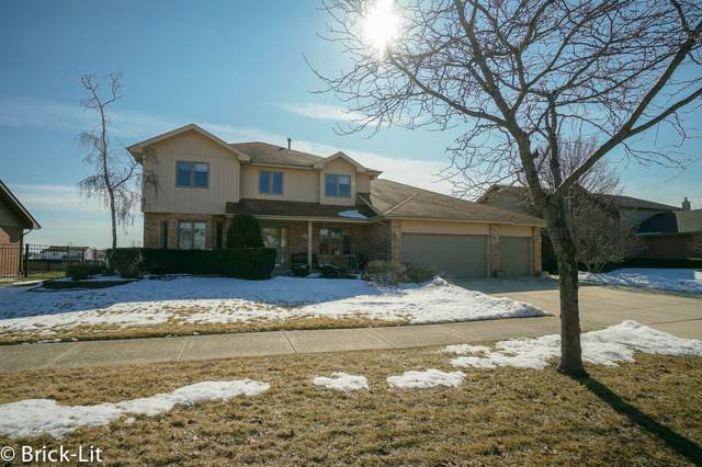 7911 Lakeside Drive, Tinley Park, IL 60487 (MLS #10645792) :: Angela Walker Homes Real Estate Group