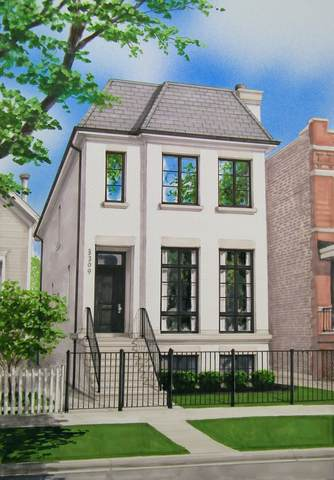 3309 N Seeley Avenue, Chicago, IL 60618 (MLS #10645824) :: Helen Oliveri Real Estate