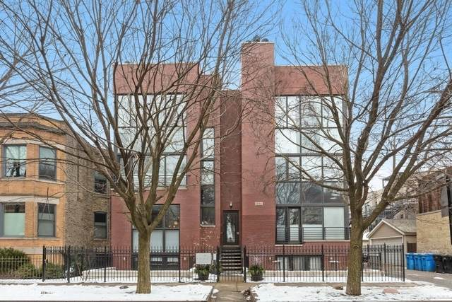 2143 W Lyndale Street 1E, Chicago, IL 60647 (MLS #10645825) :: Property Consultants Realty