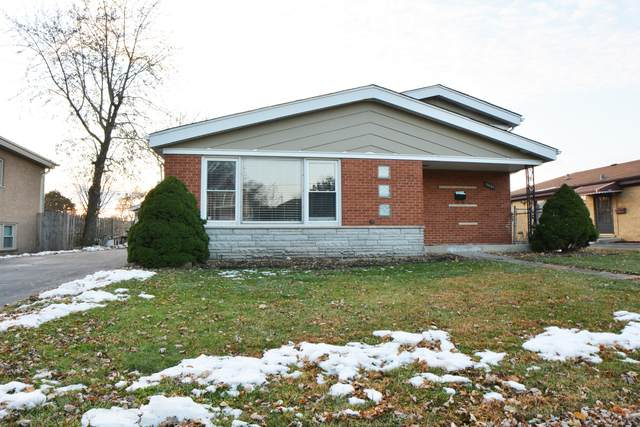 10632 S Kostner Avenue, Oak Lawn, IL 60453 (MLS #10645835) :: The Dena Furlow Team - Keller Williams Realty