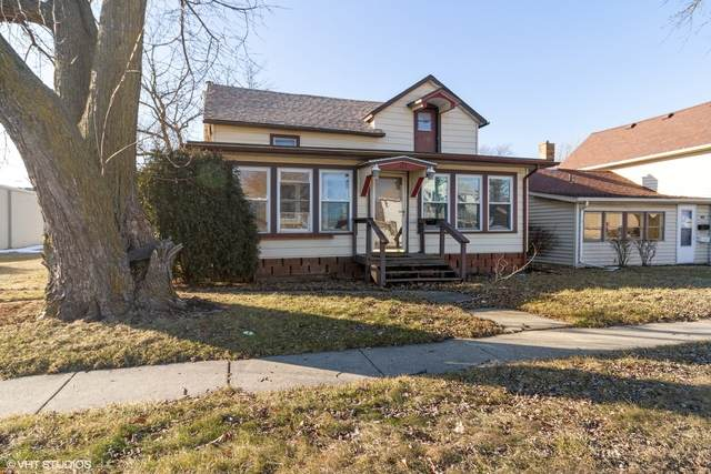 123 N Locust Street, Manteno, IL 60950 (MLS #10645933) :: John Lyons Real Estate