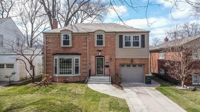 522 N Home Avenue, Park Ridge, IL 60068 (MLS #10645940) :: Littlefield Group