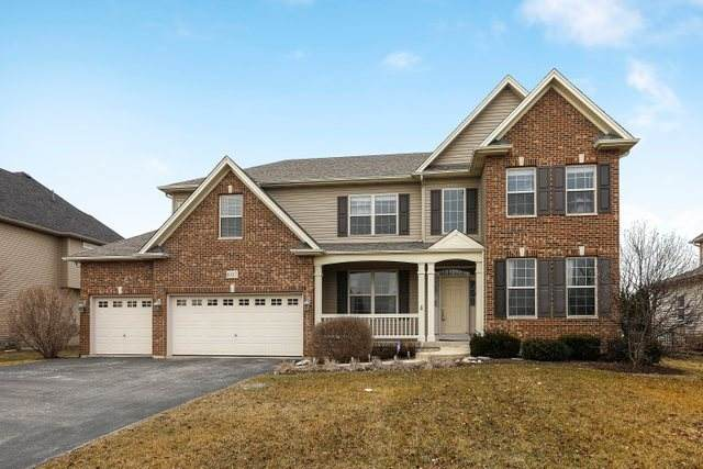 607 Bennett Drive, North Aurora, IL 60542 (MLS #10645997) :: John Lyons Real Estate