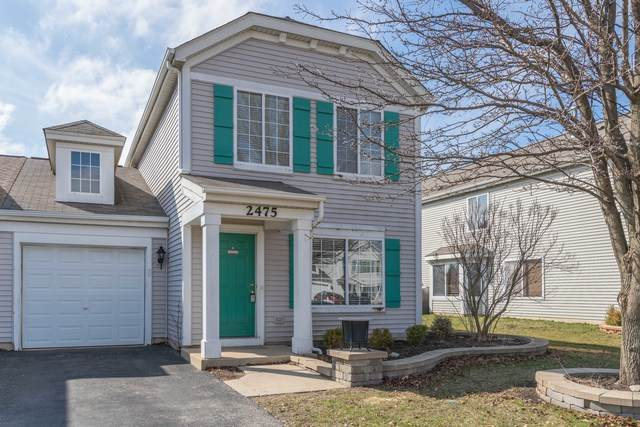 2475 Summerwind Lane, Montgomery, IL 60538 (MLS #10646023) :: Property Consultants Realty