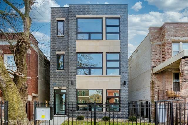 4337 S Berkeley Avenue #1, Chicago, IL 60653 (MLS #10646069) :: The Dena Furlow Team - Keller Williams Realty