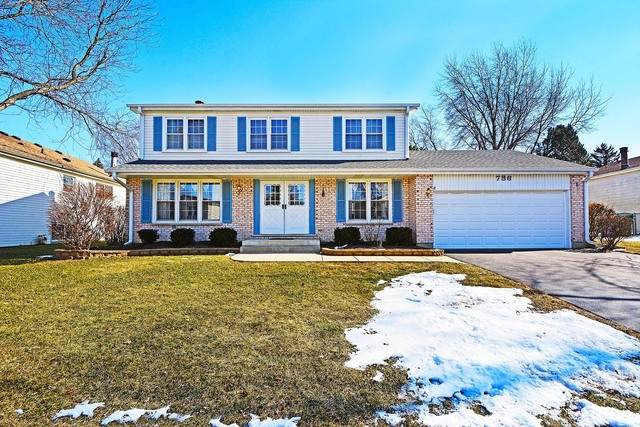 786 Red Bridge Road, Lake Zurich, IL 60047 (MLS #10646073) :: Helen Oliveri Real Estate