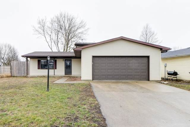 305 Foxwell Court, Champaign, IL 61820 (MLS #10646221) :: Littlefield Group