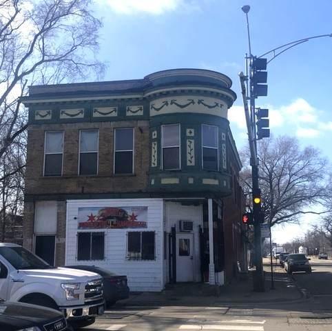 1600 S Pulaski Road, Chicago, IL 60623 (MLS #10646225) :: Ryan Dallas Real Estate