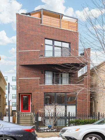 1061 N Marshfield Avenue #3, Chicago, IL 60622 (MLS #10646260) :: Property Consultants Realty