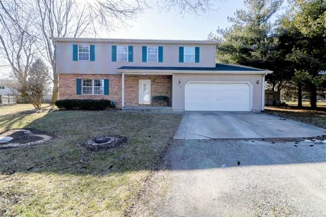 505 High Hill Road, PHILO, IL 61864 (MLS #10646296) :: Littlefield Group