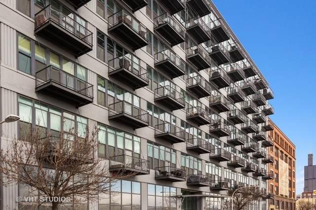 1224 W Van Buren Street #300, Chicago, IL 60607 (MLS #10646306) :: Property Consultants Realty