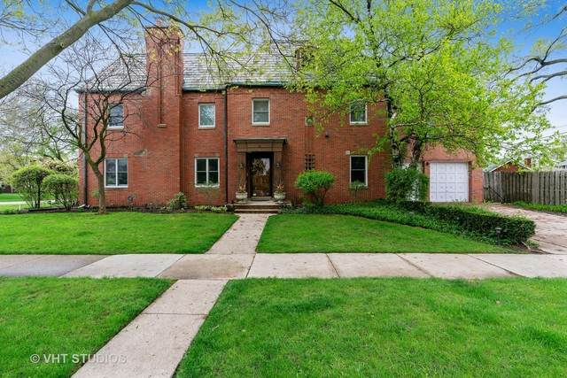 949 Fair Oaks Avenue, Oak Park, IL 60302 (MLS #10646313) :: Berkshire Hathaway HomeServices Snyder Real Estate