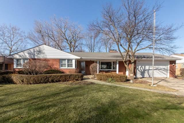 852 N Merrill Street, Park Ridge, IL 60068 (MLS #10646334) :: Janet Jurich