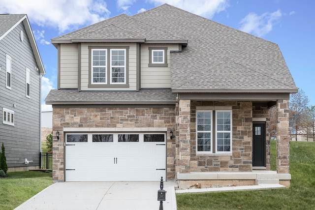 2542 Leander Court, Woodridge, IL 60517 (MLS #10646336) :: Property Consultants Realty