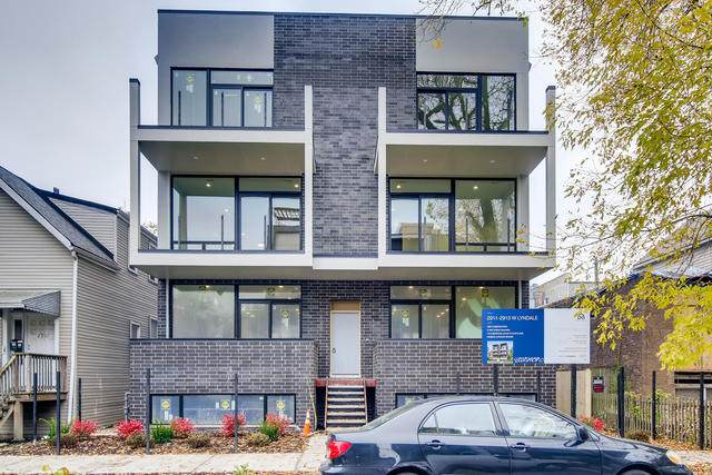 2911 W Lyndale Street 3E, Chicago, IL 60647 (MLS #10646387) :: Property Consultants Realty