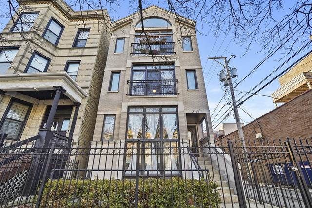 3144 N Kenmore Avenue #2, Chicago, IL 60657 (MLS #10646398) :: Property Consultants Realty