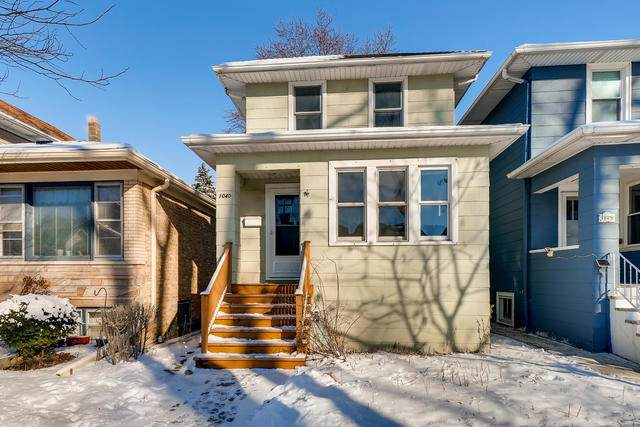1040 S East Avenue, Oak Park, IL 60304 (MLS #10646439) :: Berkshire Hathaway HomeServices Snyder Real Estate