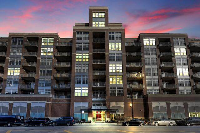 111 S Morgan Street #305, Chicago, IL 60607 (MLS #10646460) :: Property Consultants Realty