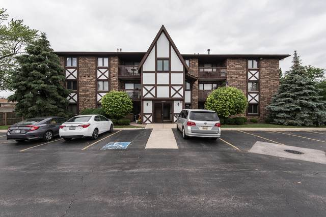 10636 Ridgeland Avenue 1A, Chicago Ridge, IL 60415 (MLS #10646481) :: Property Consultants Realty