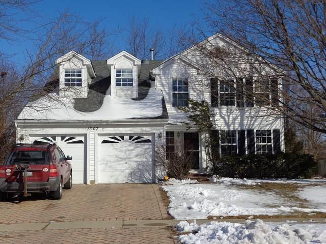 1307 Rose Avenue, Carol Stream, IL 60188 (MLS #10646525) :: John Lyons Real Estate